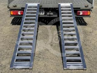 Force 108 alumínium rámpa pár, 1 tonnás (1)