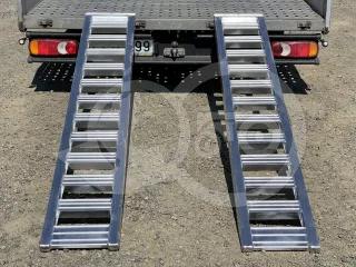 Force 108 alumínium rámpa pár, 1,5 tonnás (1)