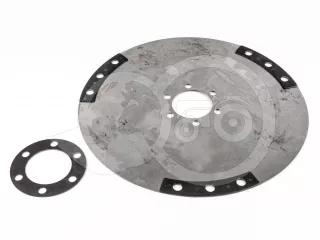 Force 915 hidrodinamikus tengelykapcsoló meghajtó tárcsa, rátét lemezes D=365mm (1)