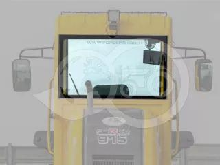 Force 915 szélvédő üveg, hátsó (1)